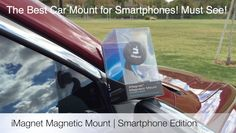 MiGadget reviews the iMagnet with the iPhone 6 and on a really bumpy road!