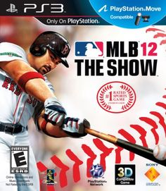 MLB 12 The Show LOVE THIS VIDEO GAME.