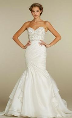 Jim Hjelm  8200 6 find it for sale on PreOwnedWeddingDresses.com