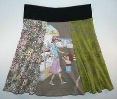 Twinkle Hippie Skirt