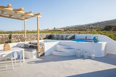 Check out this awesome listing on Airbnb: East Side Private Villa - Villas for Rent in Thera