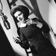 June 10th   Born Today 1922: Judy Garland, born Frances Ethel Gumm. She remains the youngest recipient of the Cecil B. DeMille Award for lifetime achievement in the motion picture industry.   Photo: Getty Images