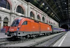 RailPictures.Net Photo: 1116 004-1 Hungarian State Railways (MÁV) M62 at Budapest, Hungary by Tamás Rizsavi
