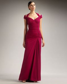 This color and bodice is everything!