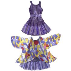 TwirlyGirl - WOW Wings of Wonder Dress Colorful Girls Dresses Butterfly   Enchanted Carousel, $69.00 (http://www.twirlygirlshop.com/colorful-girls-dresses/)