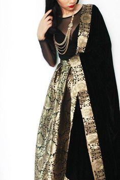 Gold and Black Brocade Lehenga Choli Online Shopping Brocade Lehenga, Brocade Dresses, Patiala Salwar, Anarkali, Lengha Saree, Banarasi Lehenga, Sarees, Pakistani Outfits, Indian Outfits
