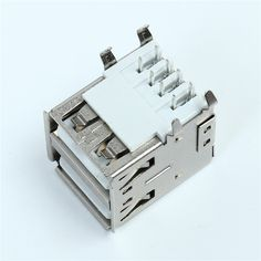 10PCS Double USB Female USB Socket Head 90 Degrees Looper Bend Pin Right Angle Plug Jack Connector #electronicsprojects #electronicsdiy #electronicsgadgets #electronicsdisplay #electronicscircuit #electronicsengineering #electronicsdesign #electronicsorganization #electronicsworkbench #electronicsfor men #electronicshacks #electronicaelectronics #electronicsworkshop #appleelectronics #coolelectronics