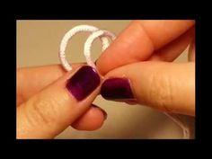 ▶ Tutorial: Como hacer nudo de botón. - YouTube