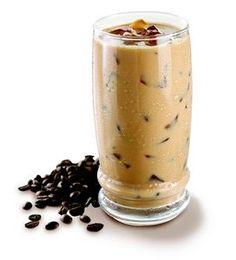 café glacé avec granita