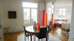 Three-bedroom Paris apartment at Avenue Vion-Whitcomb