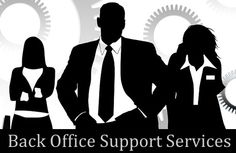 #Back_Office_Support  Instead of investing money in purchasing resources you can outsource the Back Office Services and save lots of Time.