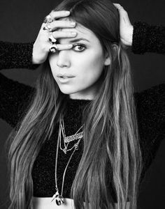 Lykke Li: This girl is perfect, if you haven't heard her music you are missing out on something great!