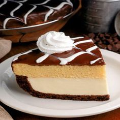 Desert Recipies | DessertRecipes2u.com: Boston Cream Pie Dessert Recipes