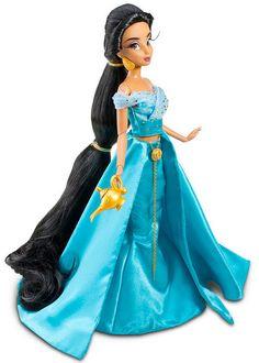 Princesa Jasmine de Luxo