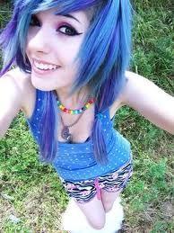 I Love her hairrr.