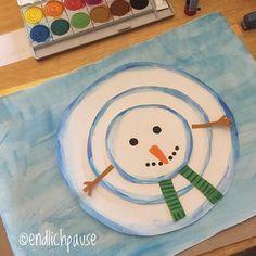 So, Kunst für morgen ist auch vorbereitet. Die Idee kursiert ja nun schon eine Weile durch das www und nun hab ich endlich mal die Gelegenheit, sie auszuprobieren. #Grundschule #primaryschool #kunstunterricht #arts #malen #wasserfarbe