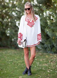 The Evolution of the Caftan: Kate Ciepluch in Haute Hippie