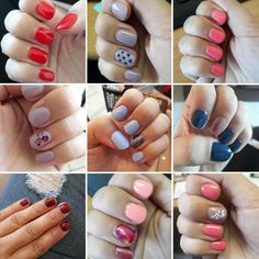 About a year ago I decided to start trying to do my own gel nails. I used to go to a salon to get my nails done, but having to go every weeks at around a shot started adding up. I've seen and heard about the Maskscara brand of Gel-It polish and thought… Diy Nails, How To Do Nails, Nail Polish, Blog, Nail Polishes, Polish, Blogging, Manicure, Nail Polish Colors