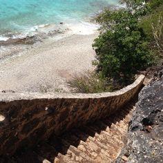 """""""A Thousand Steps"""", Bonaire"""
