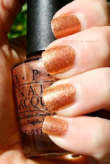 OPI Pros & Bronze #manicure #nailpolish