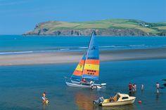 Newport Pembrokeshire Cardigan Bay