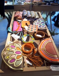 Cool purses from Missibaba, Cape Town