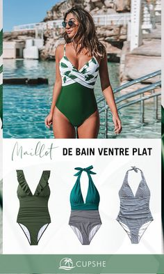 Outfit For Girls - Maillot de bain ventre plat must-have Trendy Summer Outfits, Casual Outfits, Look Fashion, Fashion Outfits, Womens Fashion, Jennifer Aniston Style, Fashion Project, Looks Style, Fashion Lookbook