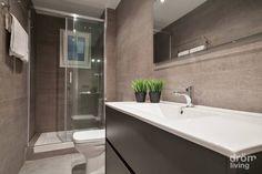 Baño : Banheiros modernos por Dröm Living