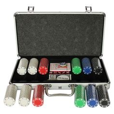 Valise Aluminium Poker
