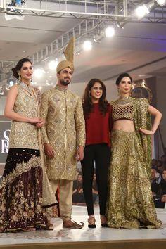 2015 Bridal Couture Week Saira Rizwan Collection Photo Gallery
