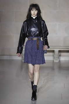 Louis Vuitton Ready To Wear Collection Fall Winter 2017 Fashion Show in Paris
