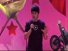 Ronny Chieng - RAW Comedy 2010 - YouTube