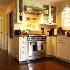 Small Kitchen Design Ideas, Pictures, Remodel, and Decor - page 5