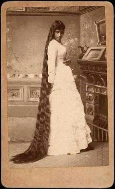 1800 Black Cherokee Princess