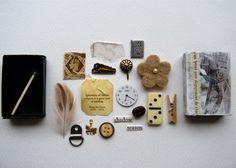 shadow season matchbox treasure by artinredwagons on Etsy