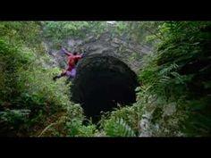 Algún día iré al 'Sótano de las golondrinas' en SLP, MX