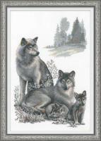 100/021 Волки