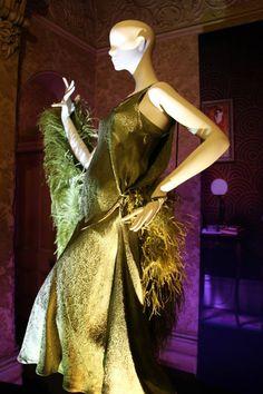 Phryne's fabulous frock ~ Season 3 Miss Fisher's Murder Mysteries