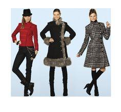BURDA JACKET PATTERNS Coat Patterns Military Style Jackets Modern Jackets Coats Size 8 - 20 Burda 7458 UNCuT Teens Womens Sewing Patterns by DesignRewindFashions on Etsy