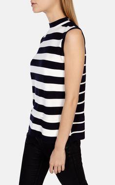 Karen Millen Sleeveless knit top