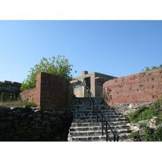 Fort Constitution Historic Site (Fort William and Mary), New Castle, New Hampshire is located on a peninsula on the northeast corner of New Castle Island.  It overlooks both the Piscataqua River and the Atlantic Ocean.