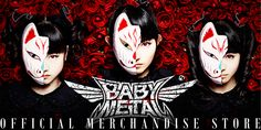 Some BABYMETAL merchandise have already Sold Out, but there are still a couple merchandise left such as mugs, t-shirt, and CDs!  Check it out here: https://babymetal-uk.myshopify.com/ #BabyandMother #BabyClothing #BabyCare #BabyAccessories