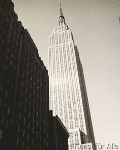 Andy Warhol - Empire State Building, 1986
