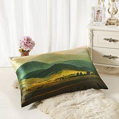 ALASKA BEAR - Natural Silk Pillowcase, Hypoallergenic, 19...