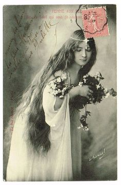 PERSEPHONE was the goddess queen of the underworld, wife of the god Haides. She was also the goddess of spring growth, who was worshipped alongside her mother Demeter in the Eleusinian Mysteries.