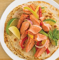 Move over beef and chicken, there's a new kid in town. Sockeye Salmon Fajitas are a new twist on an old favorite.