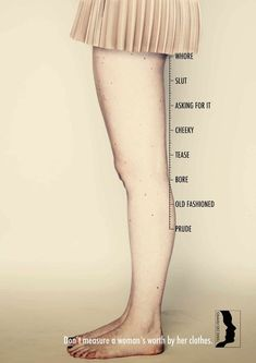 Powerful Ads Remind Us a Woman's Worth Isn't Measured by Clothes - My Modern Met