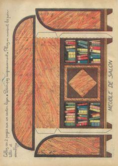 Muebles clásicos [Classic Furnitures]
