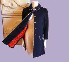 Vintage 60's Mod Lilli Ann Coat