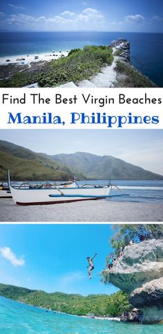 Are you traveling to Philippines? How to find some of the best beaches in Manila.